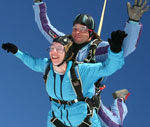 Tandem Skydiving in Kent - official website
