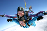 Tandem Skydiving in Kent - click for more information